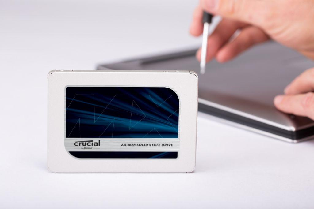 Crucial SSD - 2.5-inch SSD